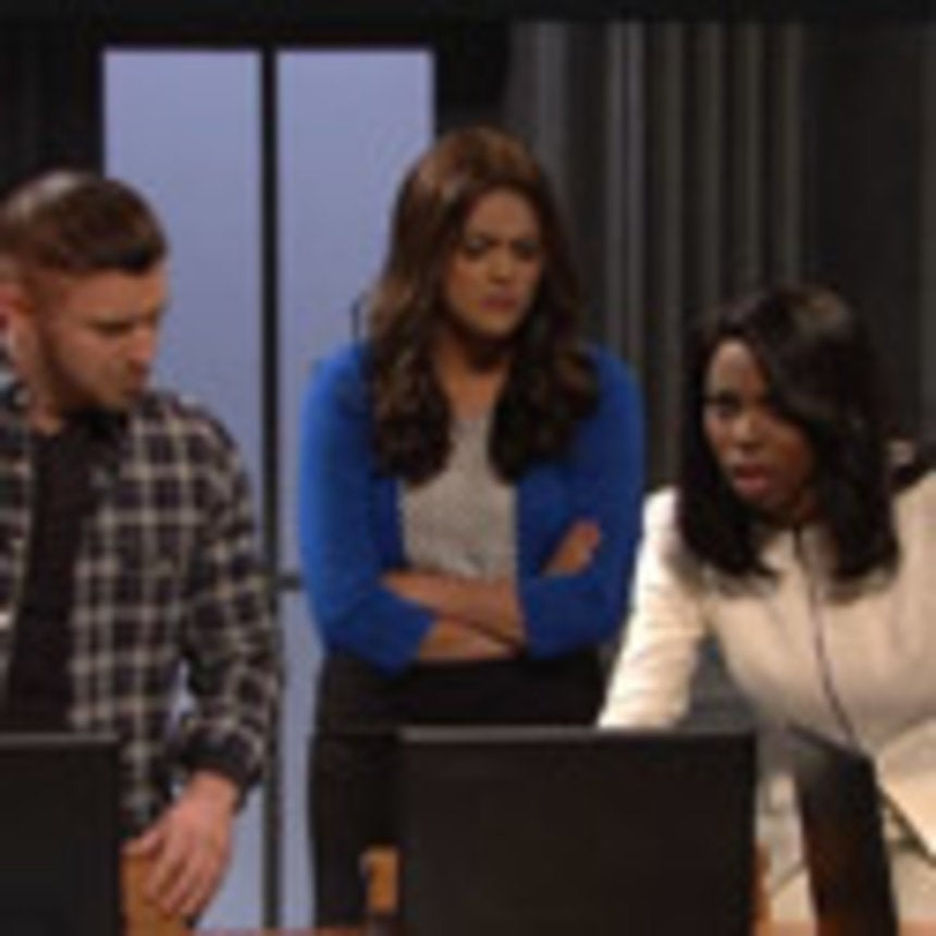 Must-See: SNL's Sasheer Zamata Channels Olivia Pope in 'Scandal' Parody