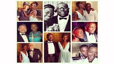 Photo Fab: Meet the Men in Lupita Nyong'o's Life