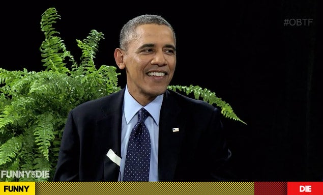 Must-See: President Obama Brings the Funny on 'Between Two Ferns'