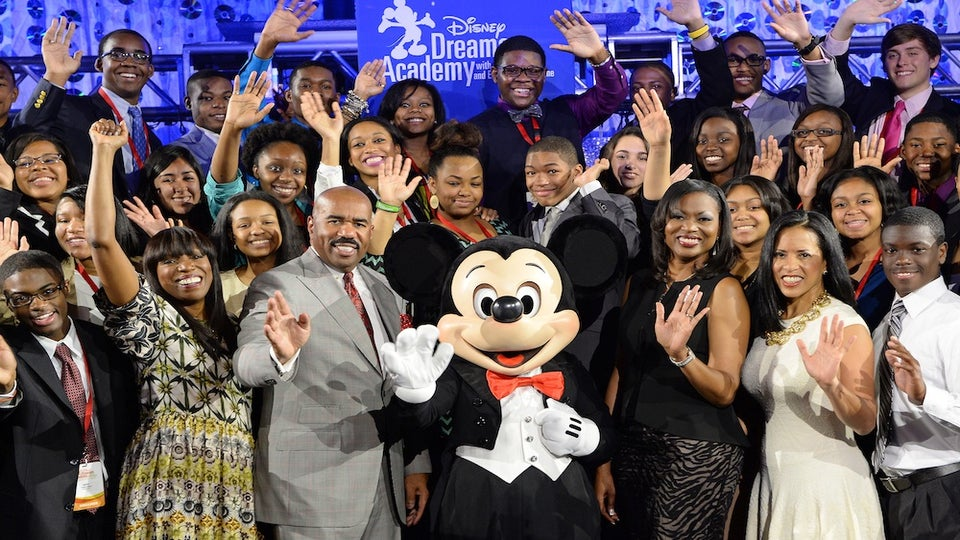 The 2014 Disney Dreamers Academy Sparks Transformation