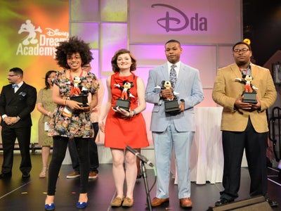 Disney Dreamer Overcomes Homelessness and Bullying to Pursue Her Passion