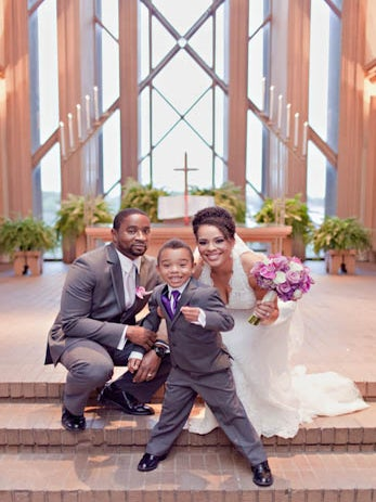 Bridal Bliss: Just Us Three