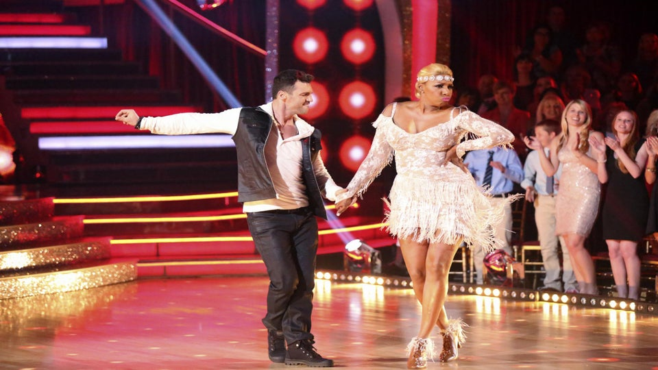 Must See: NeNe Leakes Makes Her Debut on 'Dancing with the Stars'