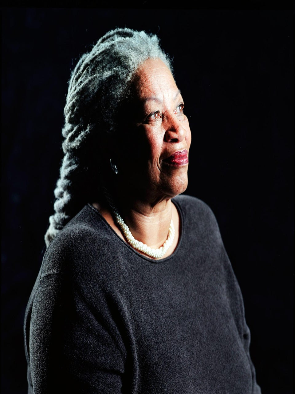 Toni Morrison's Papers to Be Housed at Princeton University