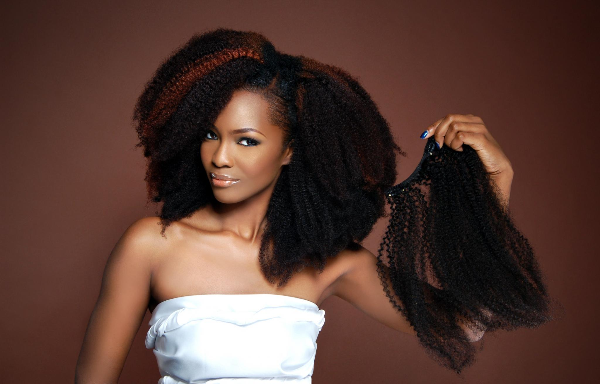 Heat Free Hair Debuts Royalty Wigs And Clip In Extensions Essence