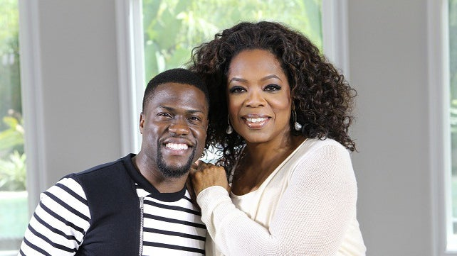 Must See: Kevin Hart Shares Heartwarming Story About Mom with Oprah