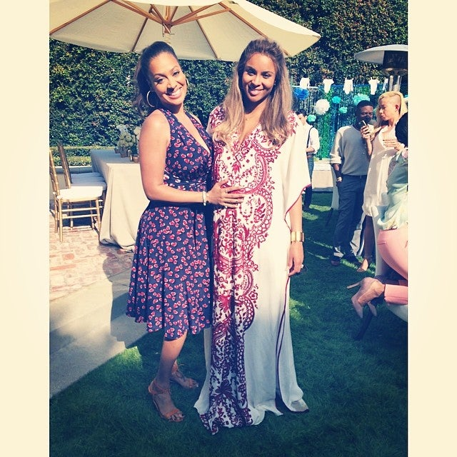 Ciara, Lala Anthony and Friends Gather for Baby Shower Fun