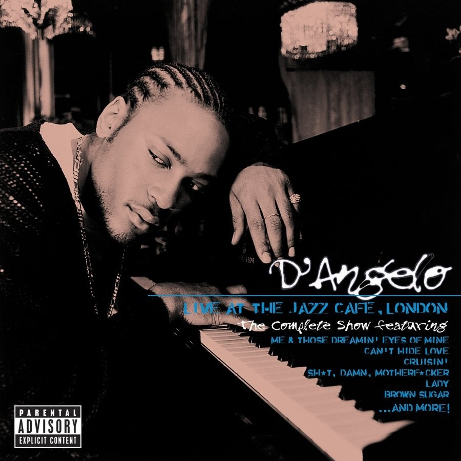 """EXCLUSIVE Premiere: Listen to D'Angelo's Previously Unreleased Live Performance of """"Lady"""""""