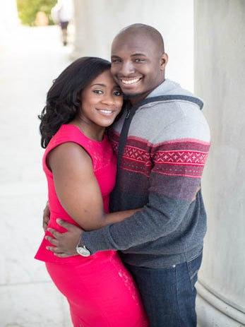 Just Engaged: Leigh Ann and Darren's Engagement Story