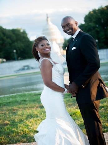 Bridal Bliss: Melissa and William's Washington D.C. Wedding