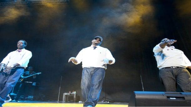 95 Live: Remember Boyz II Men's 'Water Runs Dry'?