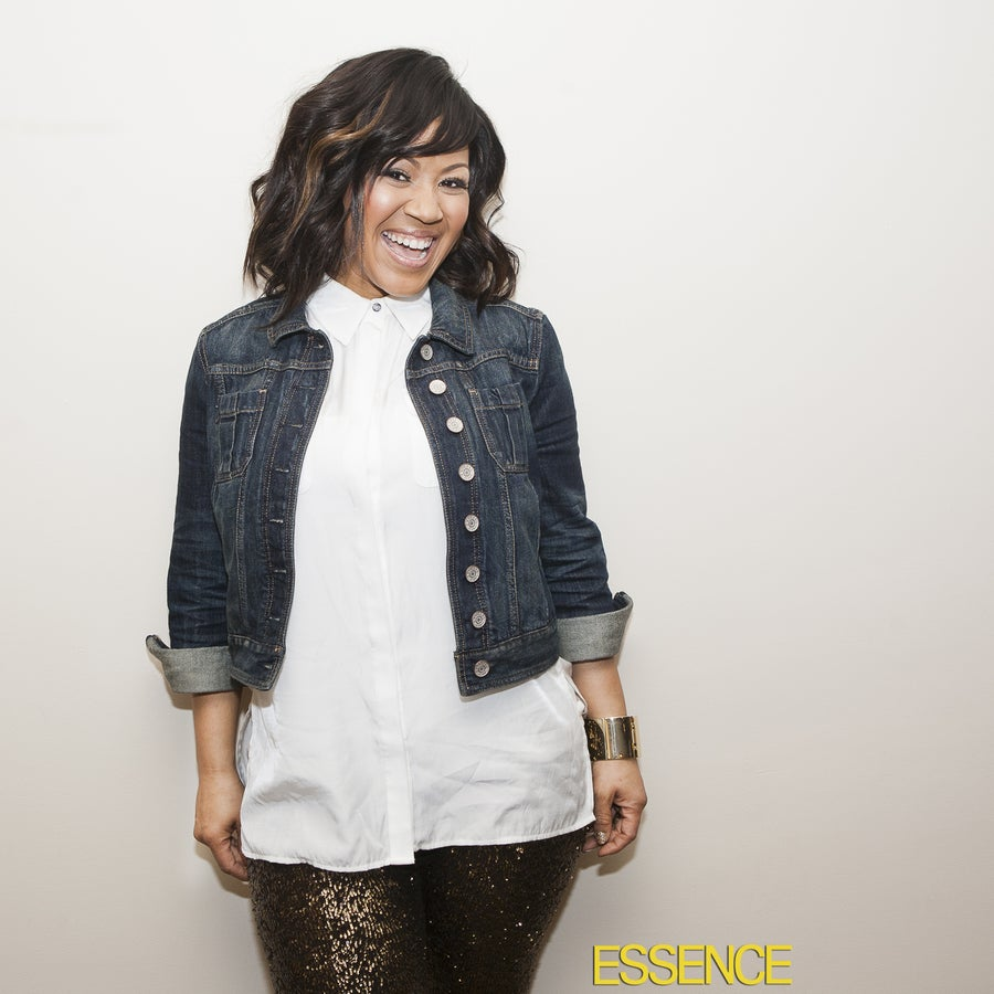 5 Questions: Erica Campbell on Her Solo Journey and Becoming an Author