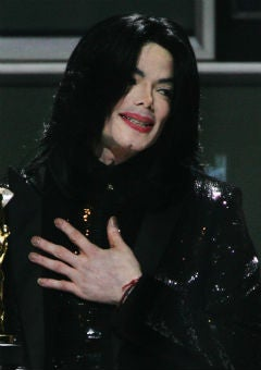 JUST IN: Michael Jackson's New LP Set for Release in May