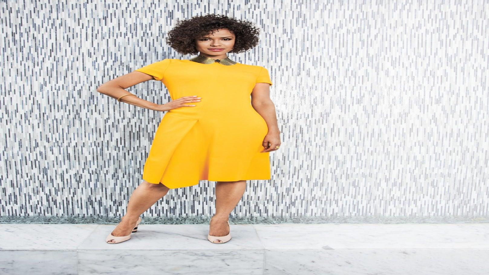 New Girl: <i>Belle</i>'s GuGu Mbatha-Raw