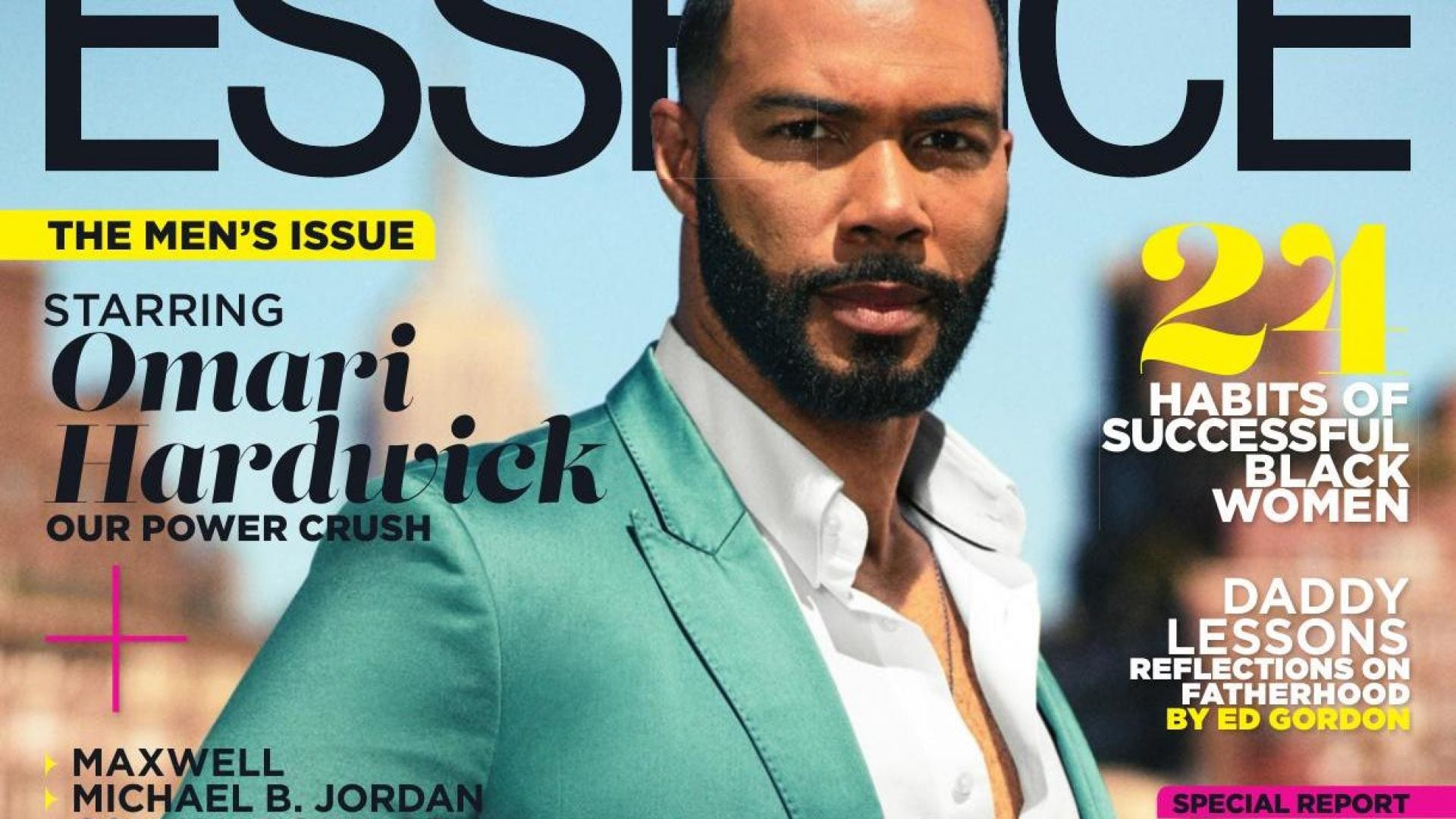 Eye Candy: The Sexiest ESSENCE Covers Of All Time
