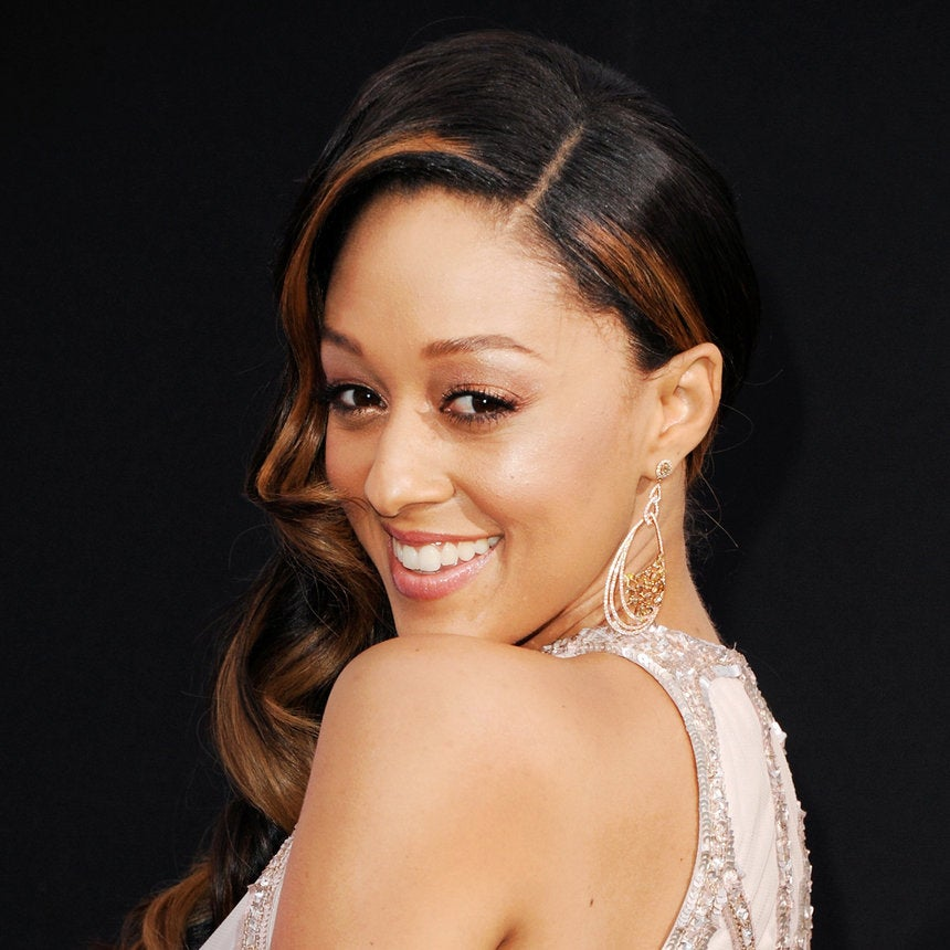 Tia Mowry's New Hairstyle Is Something We've Never Seen On Her Before