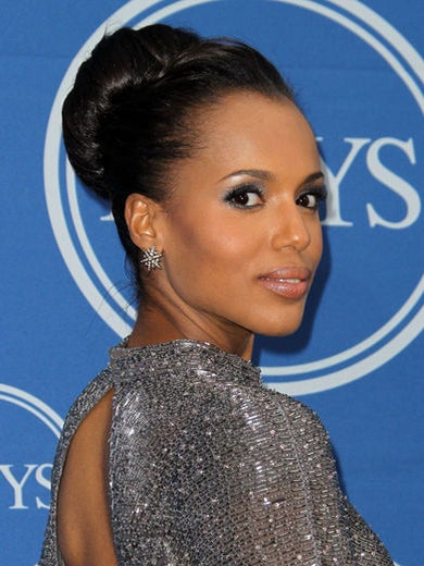 Kerry Washington's First Post-Baby Interview: 'I Feel Really Blessed'