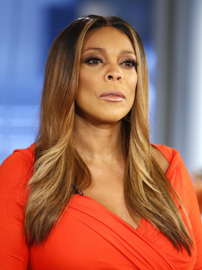 wendy williams tears up chris browns drugs issues