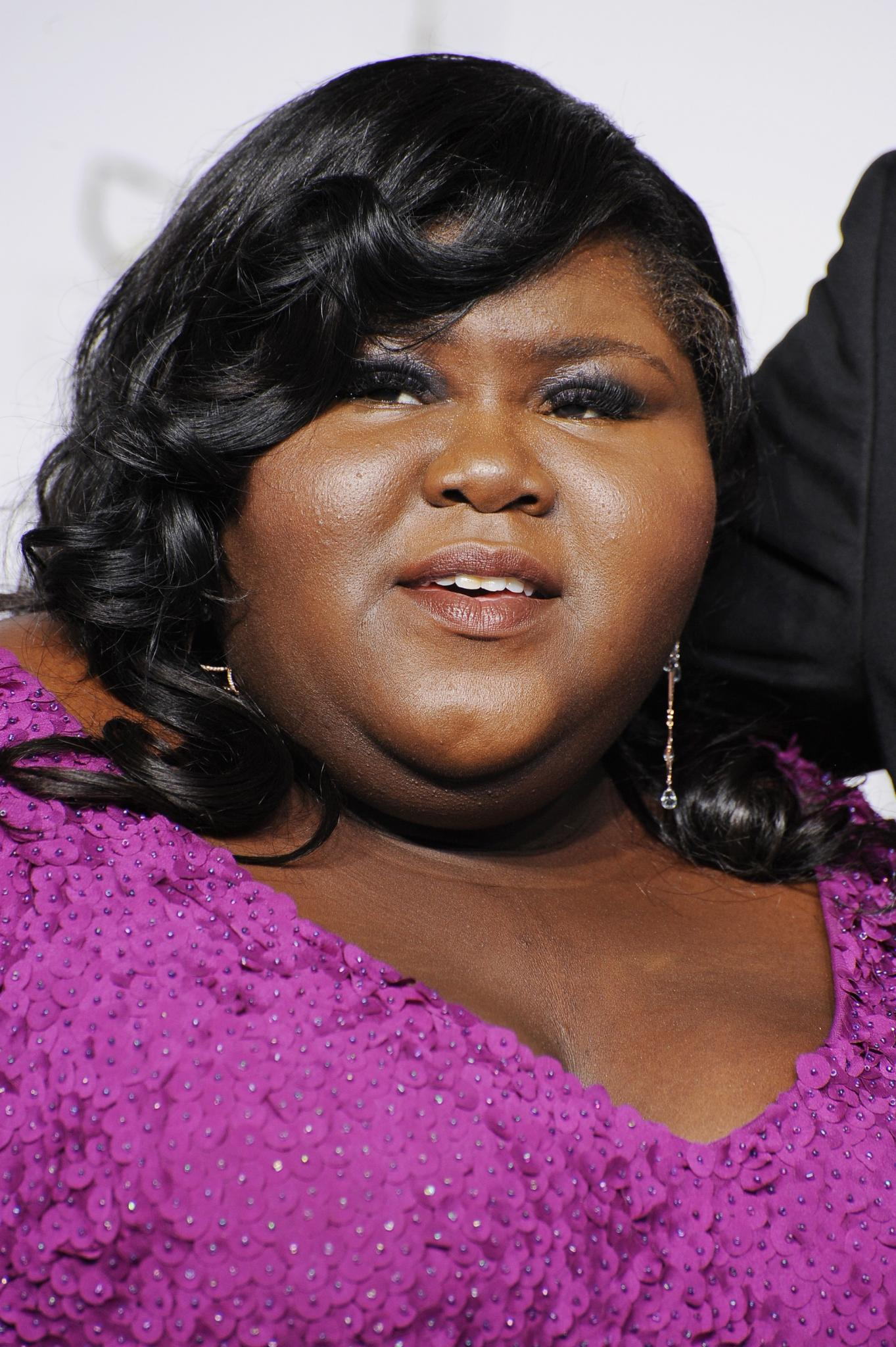 Gabourey Sidibe Gives Speech About Inner Beauty
