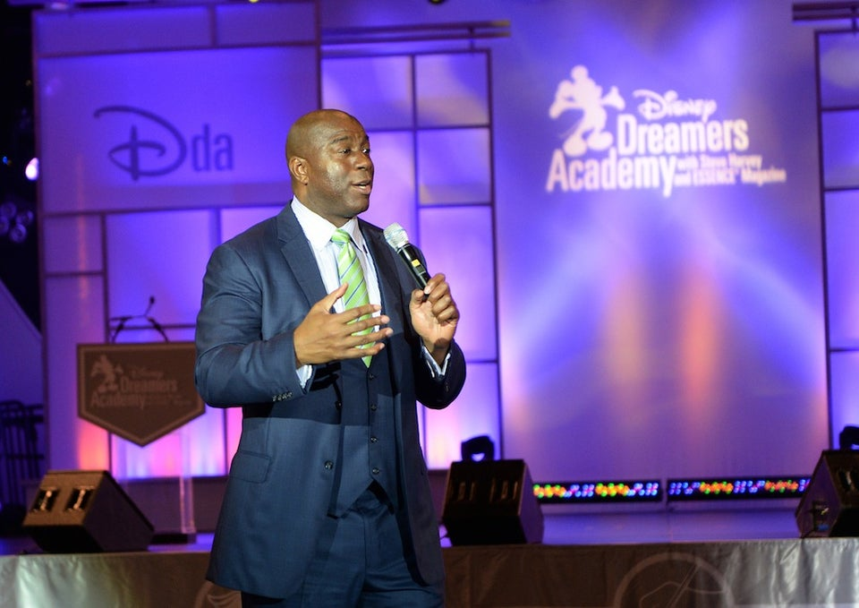 Magic Johnson Responds to L.A. Clippers Owner Donald Sterling's Alleged Racist Remarks