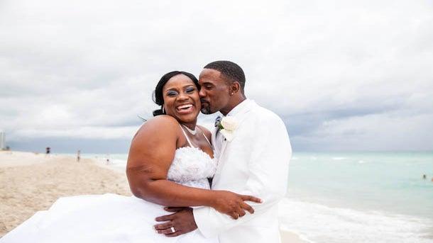 Bridal Bliss: Lenette and Timothy's Miami Beach Wedding