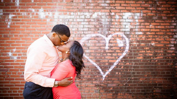 Just Engaged: Nicole and Melvin's Engagement Story