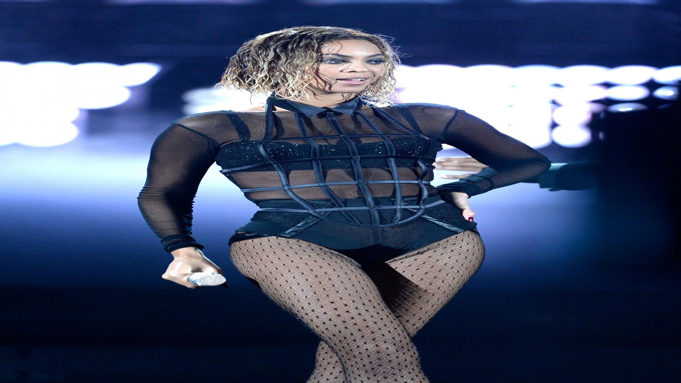 Beyonce Lands Top Spot on Forbes Celebrity 100 List