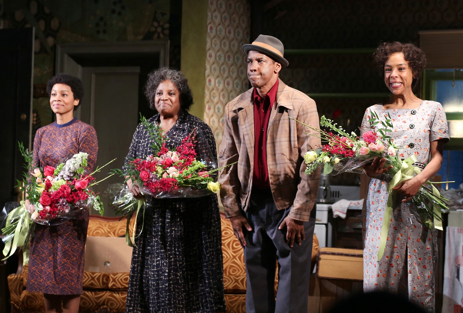 Tony Awards 2014: 'A Raisin in the Sun' Earns 5 Noms, Audra McDonald Could Make History