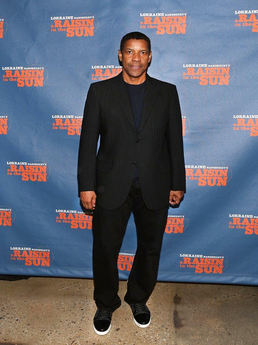 Denzel Washington Wants To Be The Next James Bond