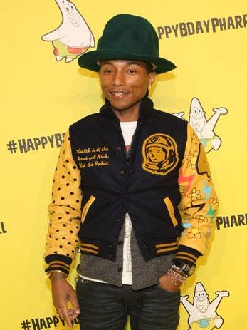 Pharrell Williams Pays Tribute to Women With New Paris Art Exhibit