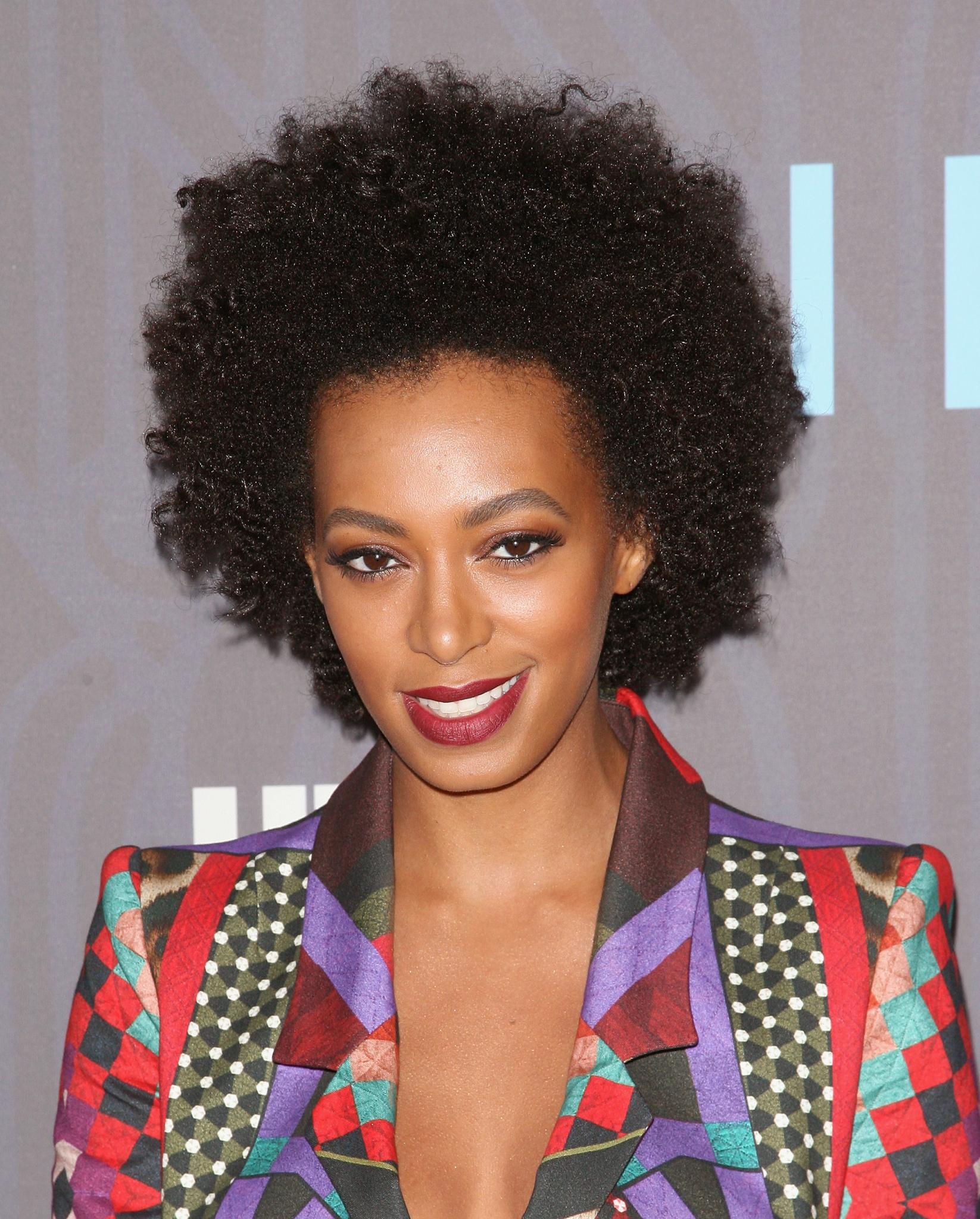 3 Beauty Dares To Try, Courtesy of Solange
