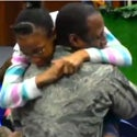 Must See: Air Force Sergeant Gives Daughter Sweet Surprise