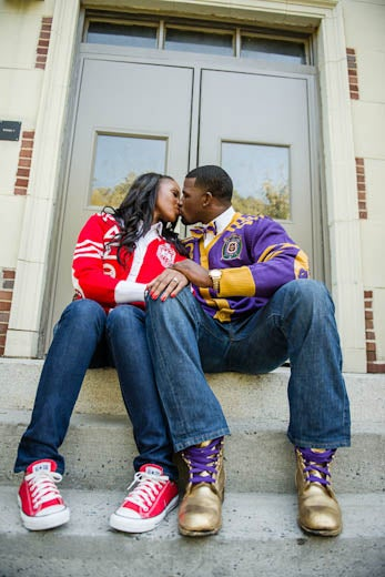 Just Engaged: Tiffany and Phillip's Engagement Story
