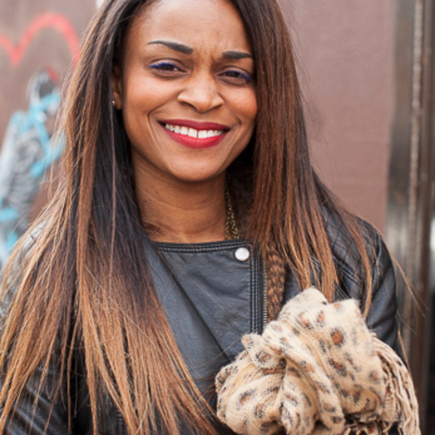 Street Style Hair: Straight To The Point