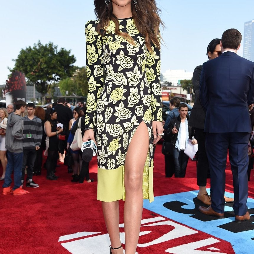 Behind The Scenes At The MTV Movie Awards With Zendaya Coleman's Stylist