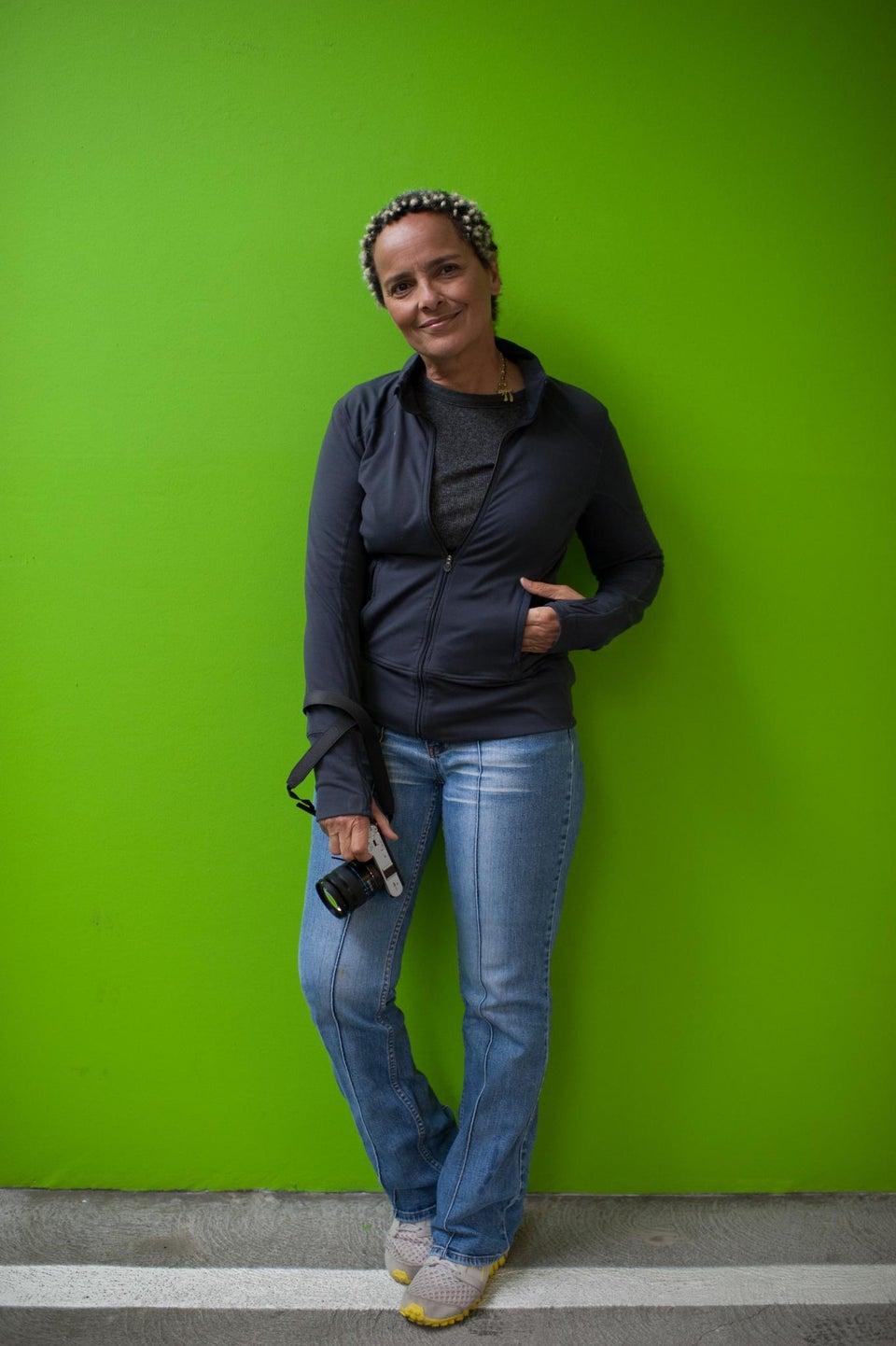 Shari Belafonte Reveals Her Hair and Weight Loss Regimen