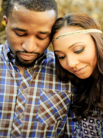 Just Engaged: Brittany and Eric's Love Story