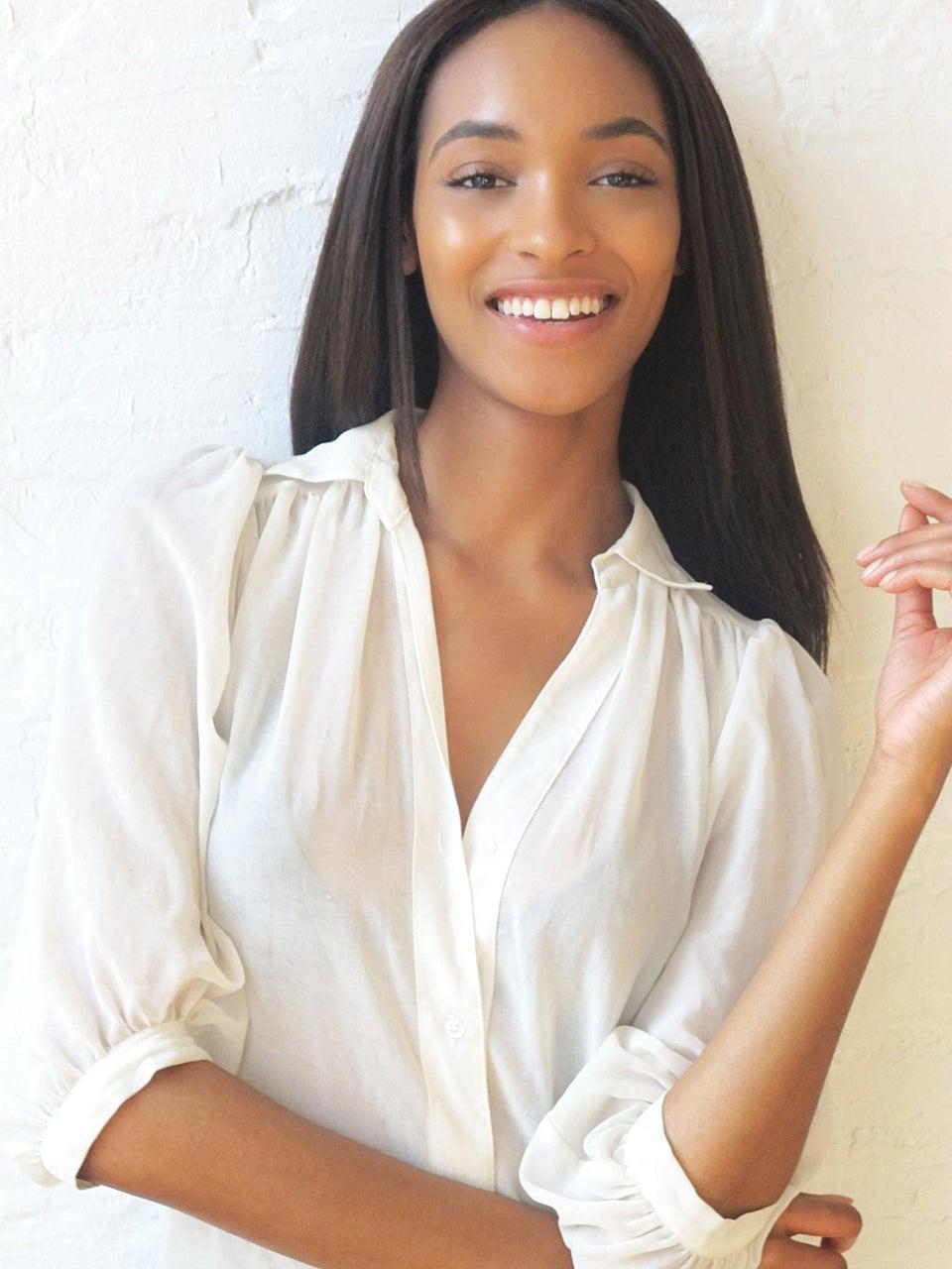 Jourdan Dunn is Maybelline's Newest Spokesmodel