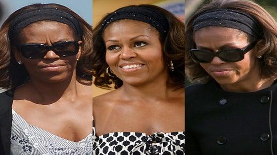 Get The Look: Michelle Obama's Swarovski Headband