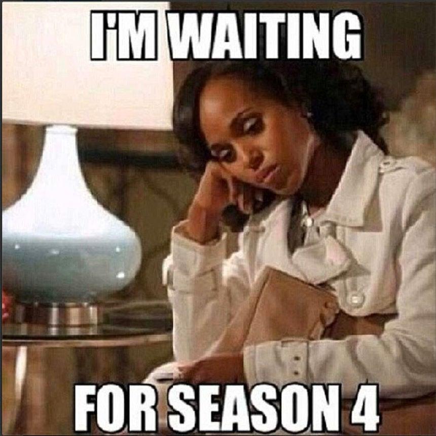 The Best Memes from 'Scandal' Season 3 Finale