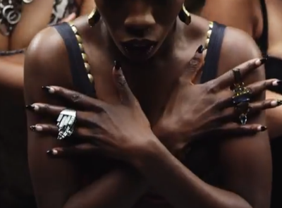 Check Out Estelle's Steamy New Video