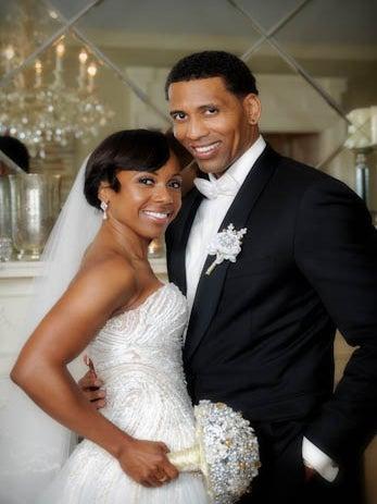 Bridal Bliss: Latraviette and Steven's New Orleans Wedding