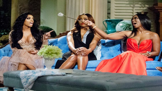 ESSENCE Poll: How Would You Have Handled Kenya Moore's Insults?