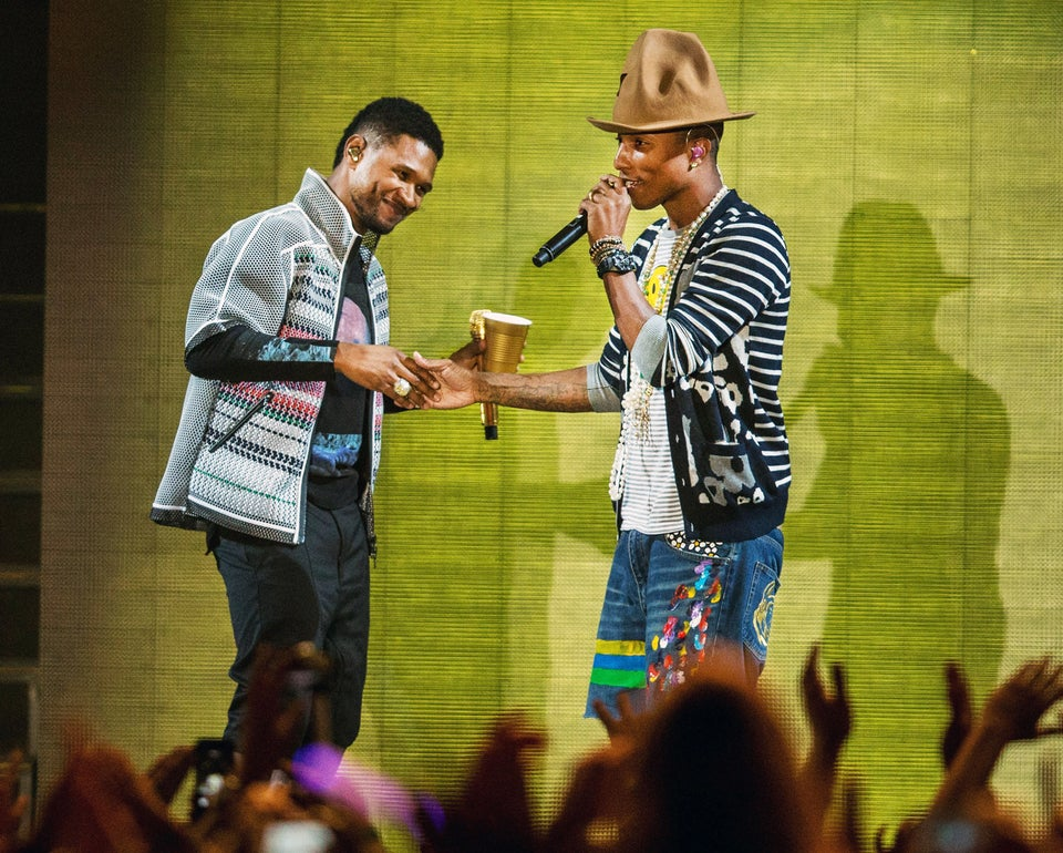 Pharrell Williams, Drake, and Jennifer Hudson to Perform at BET Awards