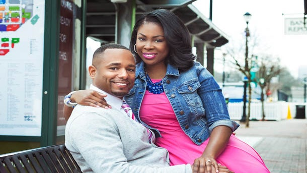 Just Engaged: Have Faith In Love