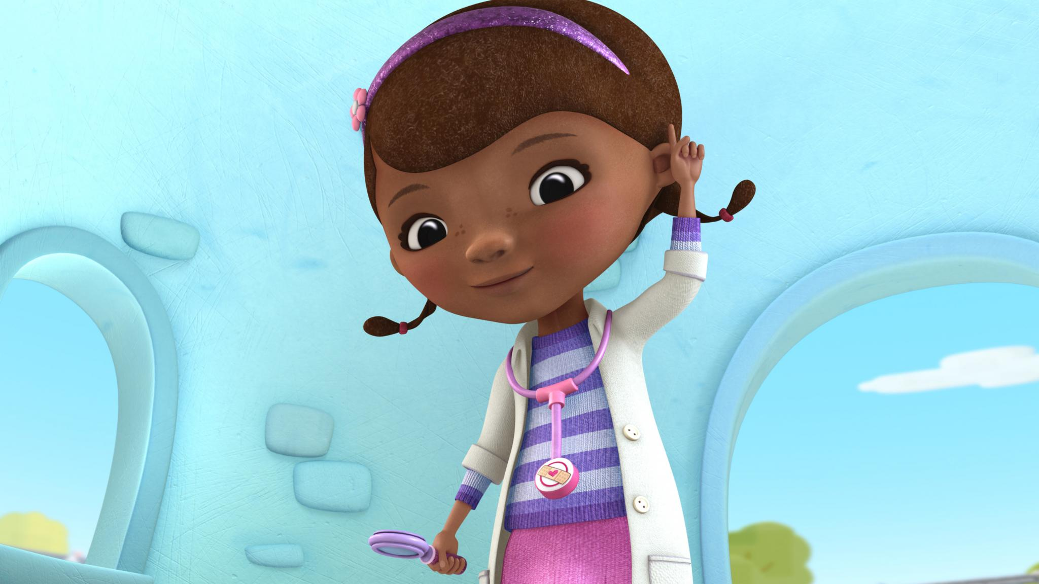 Doc McStuffins Embraces Her Natural Hair—The Cutest Episode Ever!