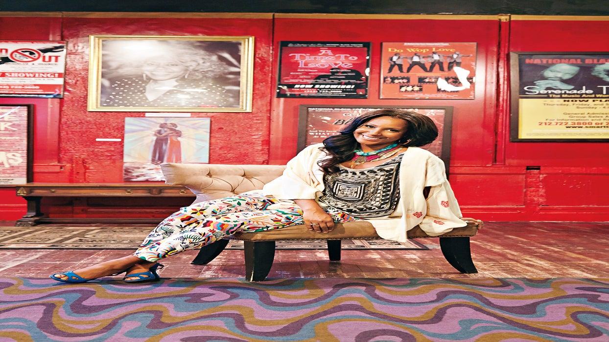 Style Diaries: Sade Lythcott