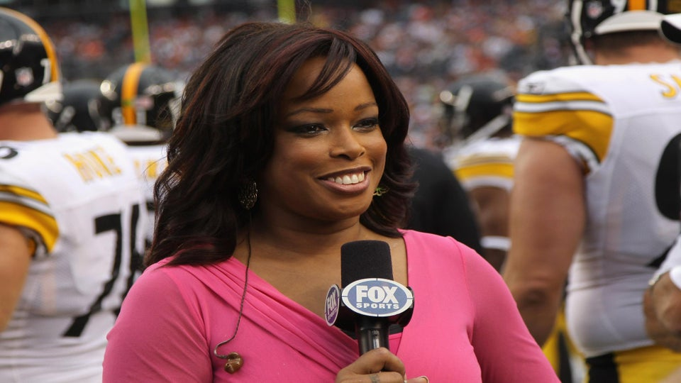 Fox Sports' Pam Oliver to Be Replaced By Erin Andrews