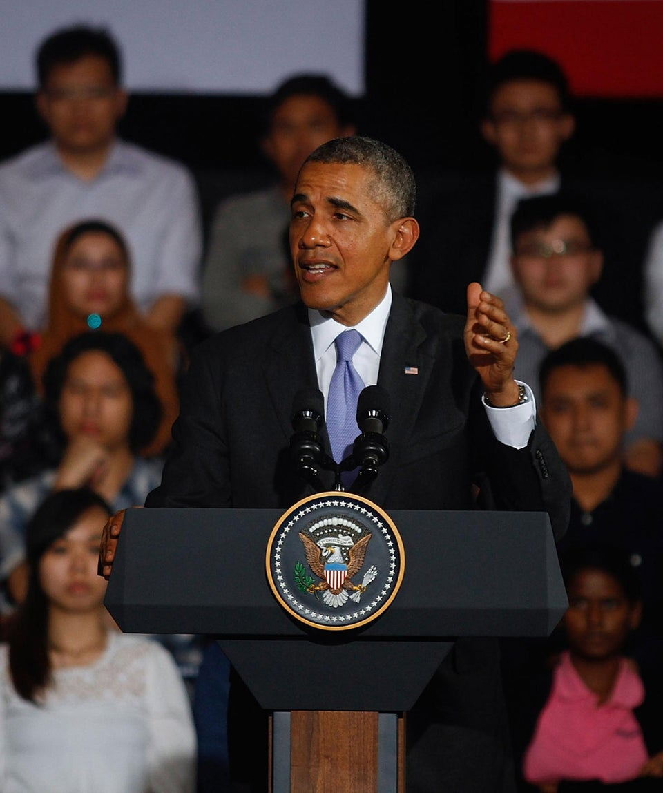 POTUS Says U.S. Will 'Do Everything' to Help Abducted Nigerian Girls