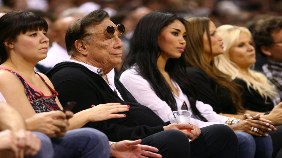 L.A. Clippers Owner Donald Sterling Banned From NBA For Life